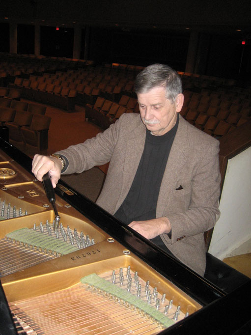 Piano Technician - Richard Dowling